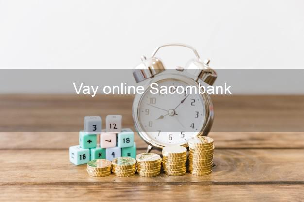 Vay online Sacombank
