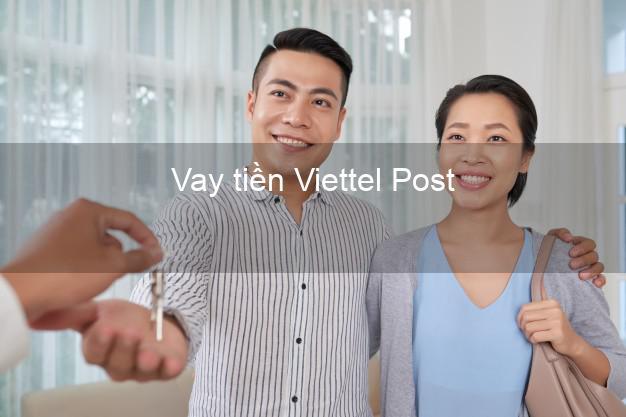 Vay tiền Viettel Post