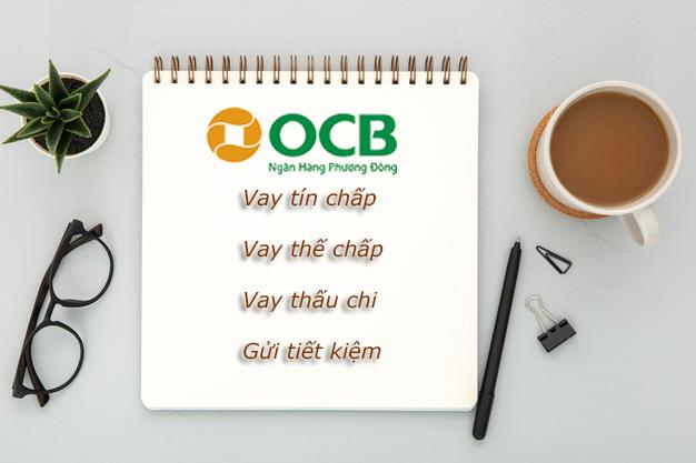 Hướng dẫn vay tiền OCB lãi suất thấp