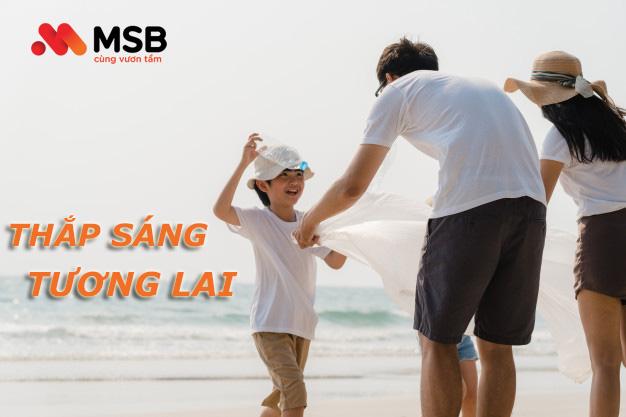 Hướng dẫn vay tiền MSB lãi suất thấp