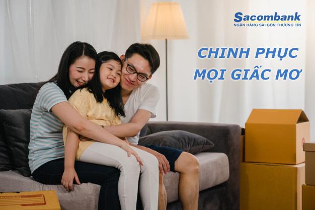 Hướng dẫn vay tiền Sacombank dễ nhất