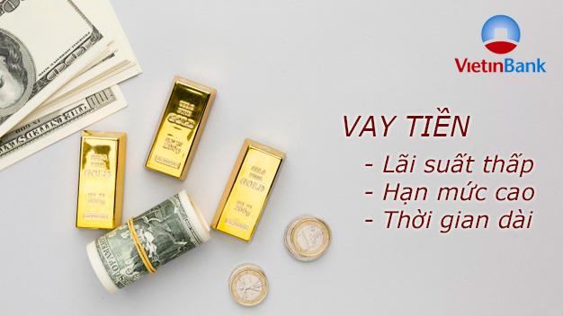 Hướng dẫn vay tiền VietinBank 2021